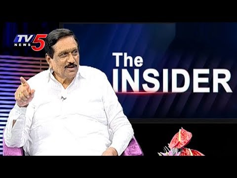 The Insider With AP Deputy CM KE. Krishnamurthy