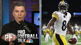 Antonio Brown, Raiders took advantage of desperate Steelers | Pro Football Talk | NBC Sports