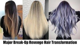 Video MAJOR BREAK-UP REVENGE HAIR TRANSFORMATION MP3, 3GP, MP4, WEBM, AVI, FLV Maret 2019