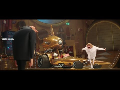Despicable Me 3  2017 - Gru and Dru Scene Scene