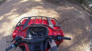 8. Can-Am Outlander L 570 the base model 2017 paid 6400 for it