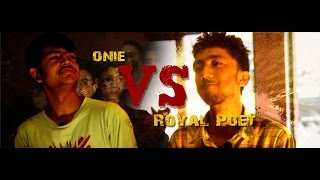 Onie Vs Royal Poet
