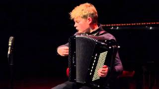 Johan Wiersma (accordeon) - Nationale Finale Prinses Christina Concours 2016