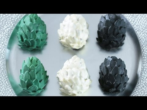 How to Make Dragon Egg Truffles Inspired by Game of
