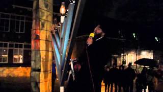 Joodse Gemeenschap viert lichtjesfeest