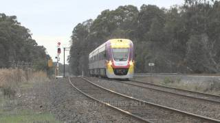Dysart Australia  city photos gallery : Vlocitys at Dysart : Australian Trains