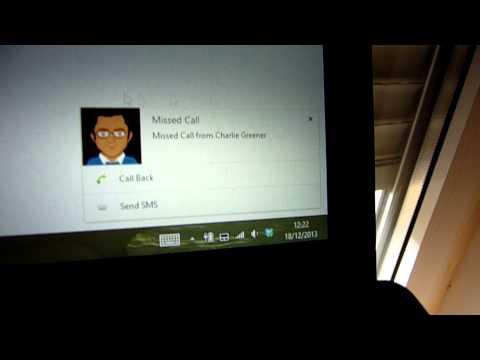 Video of AutoNotification