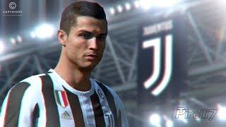 FIFA 18 The Movie: CRISTIANO RONALDO ● Welcome To JUVENTUS ●  Goals & Skills   Pirelli7