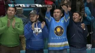 Барыс - Динамо Мн 4-1