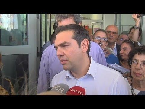 Αλέξης Τσίπρας: Μετά τη λήξη των μνημονίων αρχίζουμε να παίρνουμε ανάσες