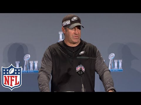 Video: Doug Pederson on Super Bowl LII Victory,