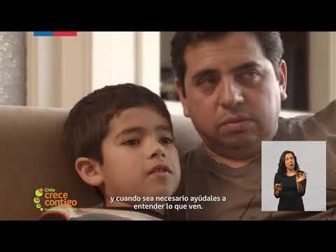 Niños, niñas y uso de las pantallas