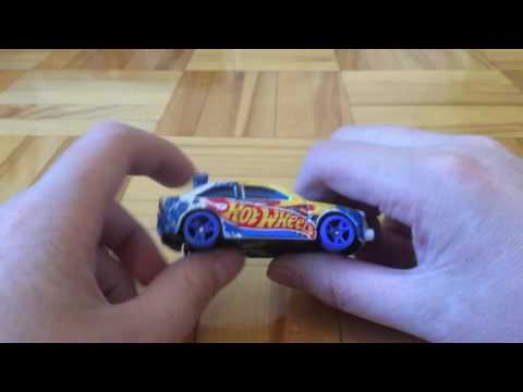 Hot Wheels Ford Escort (high speed wheels)