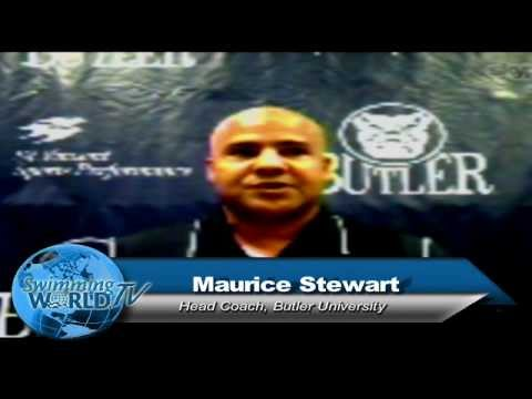 Maurice Stewart on the Morning Swim Show
