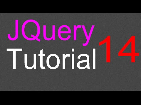FadeToggle method in Jquery