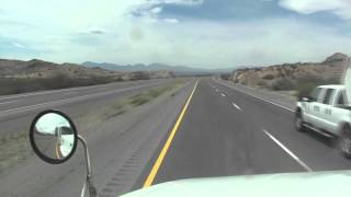 El Paso (TX) United States  city photos gallery : Trucks in USA - El Paso, Texas to Nogales, Arizona