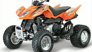 6. arctic cat dvx 90