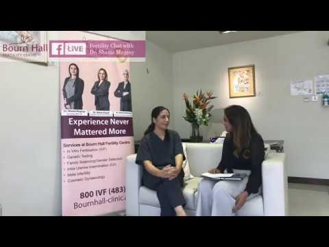 Fertility Chat with Dr Shazia Magray on Facebook Live