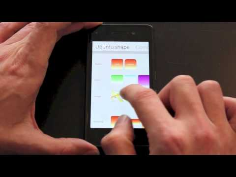 Ubuntu Phone Components Ported to Blackberry 10 – VIDEO