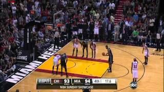 Video Final minute of Chicago Bulls vs Miami Heat MP3, 3GP, MP4, WEBM, AVI, FLV Agustus 2019