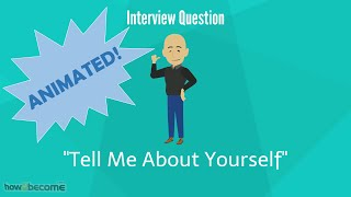 "How to Answer ""Tell Me About Yourself"" - Interview Question"