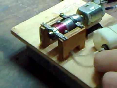 Tiny Jet Engine Test #1