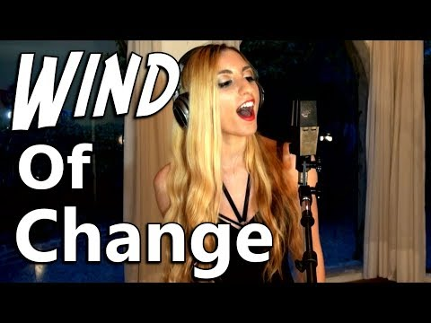 Wind Of Change - Scorpions cover - Giusy Ferrigno - Ken Tamplin Vocal Academy