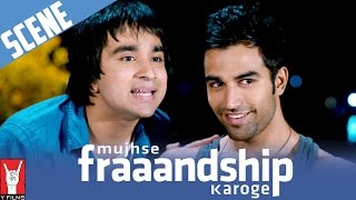 Nonton Scene  Mujhse Fraaandship Karoge   Hacky Acts Like A Sexy Malvika   Saqib Saleem   Nishant Dahiya Film Subtitle Indonesia Streaming Movie Download
