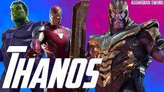 Video Thanos Asgardian Sword VS Professor Hulk & Iron Man Gauntlet - Avengers Endgame MP3, 3GP, MP4, WEBM, AVI, FLV Juli 2019