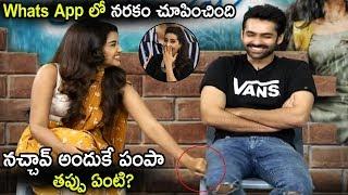 Video Ram Reveled Anupuma Parameswaran Whats App Messages | Life Andhra Tv MP3, 3GP, MP4, WEBM, AVI, FLV Januari 2019