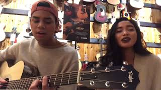 Video Best Part - Daniel Caesar feat. H.E.R. (Cover) MP3, 3GP, MP4, WEBM, AVI, FLV Juni 2018