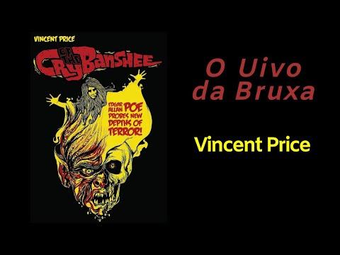 O Uivo da Bruxa (1970), com Vincent Price, filme completo - ative as legendas em português