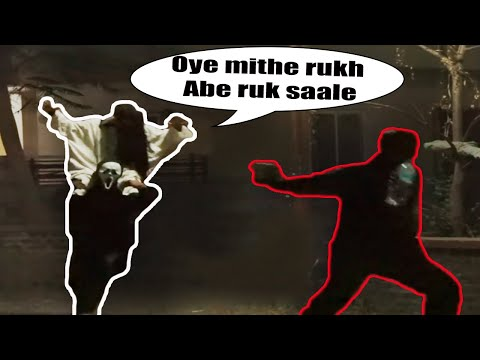 Ghost Prank Part 8 | Funny Scary Prank | Prank In India