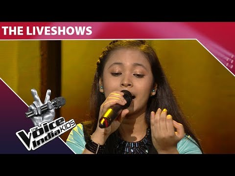 Video Neelanjana Ray | Performs on Bada Dukh Dina O Ramji | The Voice India Kids |  Episode 22 download in MP3, 3GP, MP4, WEBM, AVI, FLV January 2017