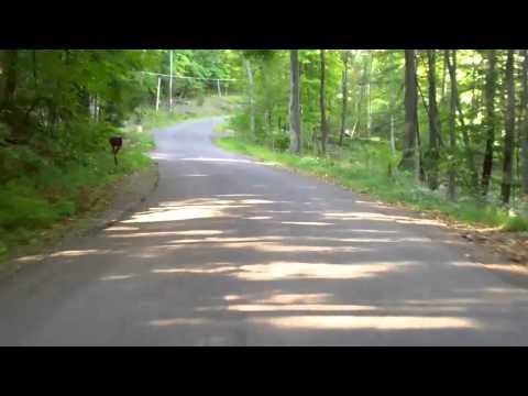 Sorber Mountain Scenic Ride (видео)