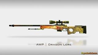 CS:GO - AWP Dragon Lore [New Thang], new thang,redfoo
