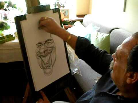 Samir Georgy, Schnellzeichner-Karikaturist-Kunstmaler, http://www.samir-georgy.de