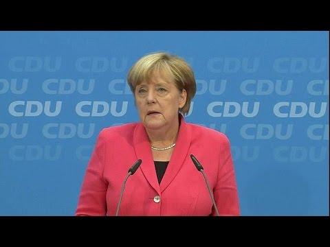 Γερμανία: Αυτοκριτική της Μέρκελ μετά την ήττα στο Βερολίνο