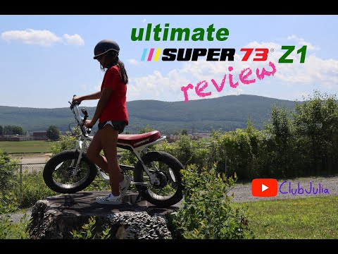 Super73 Z1 - Ultimate Super Awesome Review