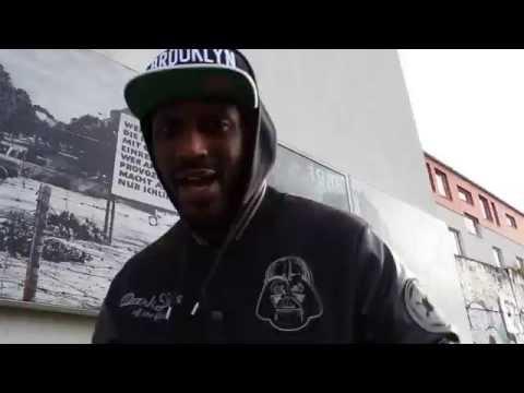 Aiz Kwality - Berlin Wall Freestyle (prod. By @aizkwality) (видео)