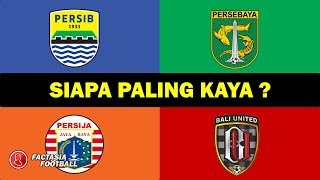 Download Video Klub Terkaya di Indonesia Liga 1 2019 MP3 3GP MP4