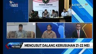 Video Dialog: Mengusut Dalang Kerusuhan 21-22 Mei (2) MP3, 3GP, MP4, WEBM, AVI, FLV Juni 2019