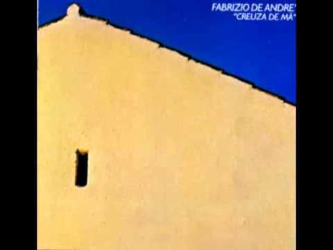 , title : 'Fabrizio De André - 'A Pittima'