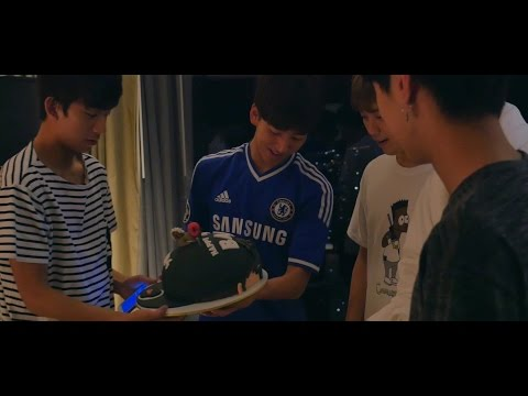 B1A4 'Road Trip - Ready?' Behind Clip #8 BARO'S BIRTHDAY