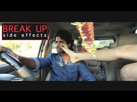 BREAK UP - Side effects    Telugu Short Film    By SP Naidu