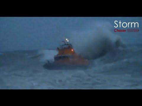 Tempête Christian | St Jude's Storm ► Lille (59) France | 28 October 2013 | HD