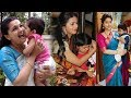 South Indian Actress with their Children | Tamil, Telugu, Malayalam, Kannada