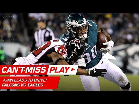 Jay Ajayi & Philly's Ground Game Leads TD Drive!   Can't-Miss Play   NFL Divisional HLs