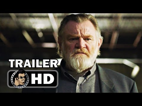 MR. MERCEDES Official Trailer (HD) Brendan Glesson/Stephen King Mystery Series