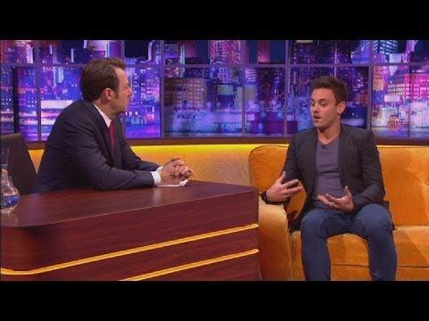 ross - Subscribe to TheShowbiz411! http://bit.ly/tsb411yt Olympic diver Tom Daley says it was a